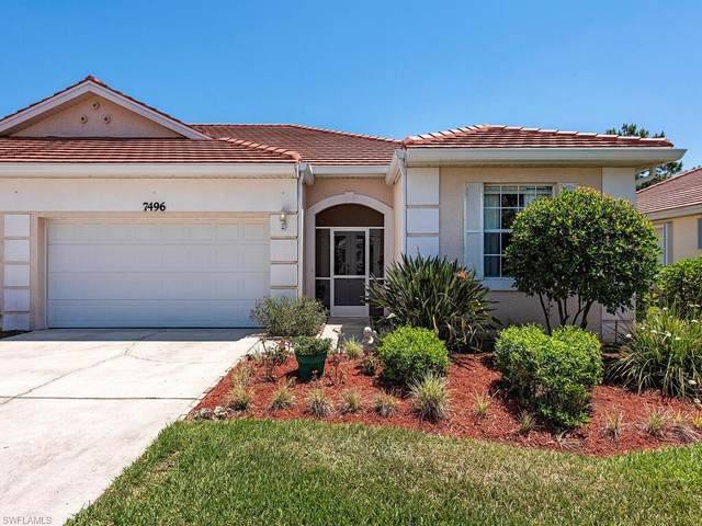 7496 Berkshire Pines Dr, Naples, FL 34104 (MLS #221027412) :: NextHome Advisors