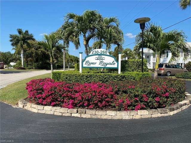 240 Palm River Blvd C101, Naples, FL 34110 (MLS #221027416) :: Realty World J. Pavich Real Estate