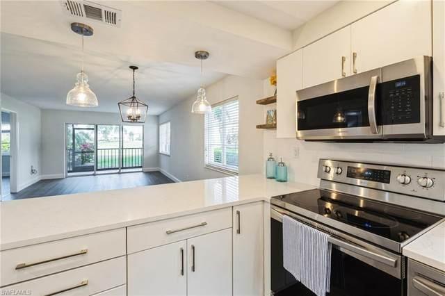 21 High Point Cir E #110, Naples, FL 34103 (MLS #221027461) :: Clausen Properties, Inc.