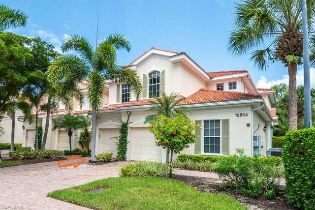 12854 Carrington Cir 7-204, Naples, FL 34105 (MLS #221027519) :: NextHome Advisors