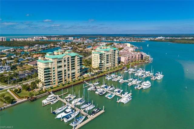 1069 Bald Eagle Dr S-602, Marco Island, FL 34145 (MLS #221027556) :: Dalton Wade Real Estate Group
