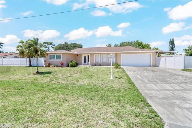 4401 19th Pl SW, Naples, FL 34116 (MLS #221027576) :: Medway Realty