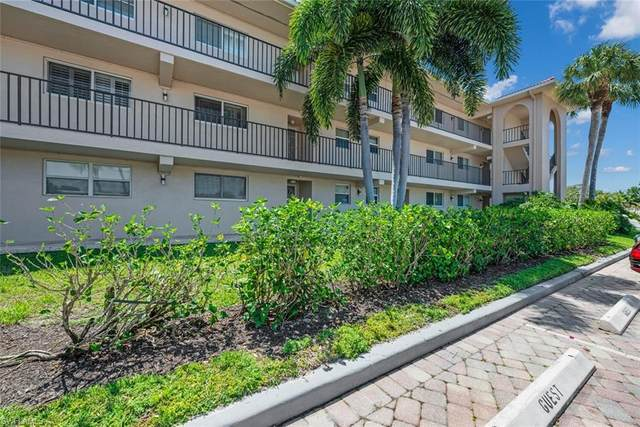 9 High Point Cir N #109, Naples, FL 34103 (#221027637) :: Southwest Florida R.E. Group Inc