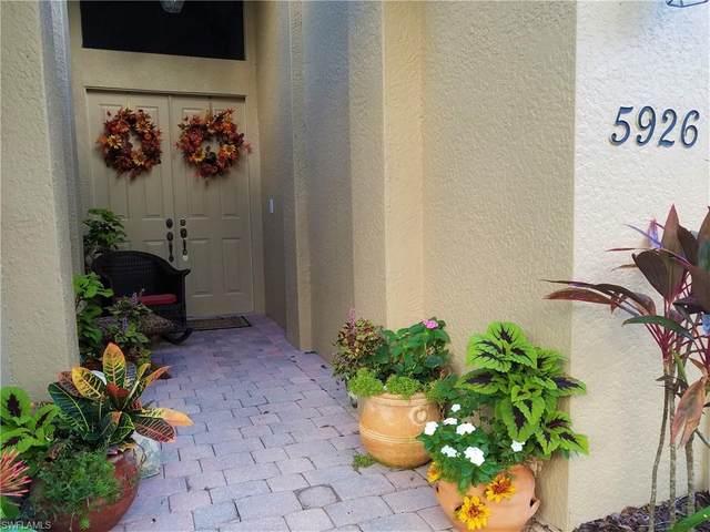 5926 Paradise Cir 2-46, Naples, FL 34110 (MLS #221027700) :: Dalton Wade Real Estate Group