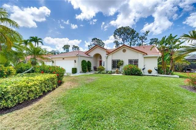 1550 Foxfire Ln, Naples, FL 34104 (MLS #221027767) :: Domain Realty
