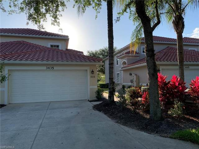 3435 Grand Cypress Dr #202, Naples, FL 34119 (MLS #221027804) :: Domain Realty