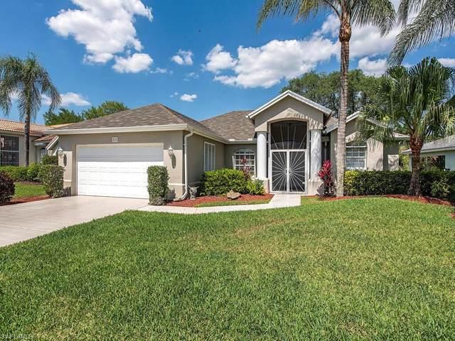 510 Briarwood Blvd, Naples, FL 34104 (MLS #221027903) :: Realty World J. Pavich Real Estate