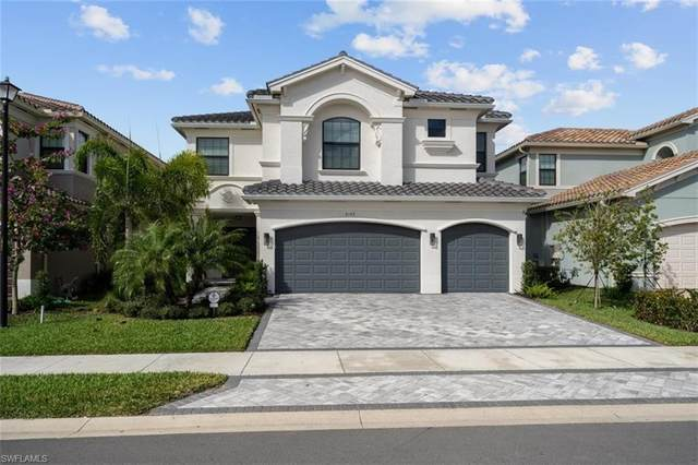 4542 Kensington Cir, Naples, FL 34119 (MLS #221027931) :: Domain Realty