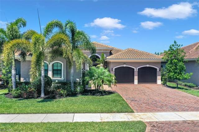 2906 Cinnamon Bay Cir, Naples, FL 34119 (MLS #221027937) :: #1 Real Estate Services