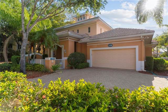 4825 Aston Gardens Way A-201, Naples, FL 34109 (MLS #221027972) :: RE/MAX Realty Group