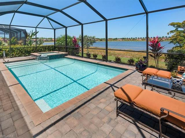 1618 Santiago Cir, Naples, FL 34113 (MLS #221028045) :: Realty World J. Pavich Real Estate