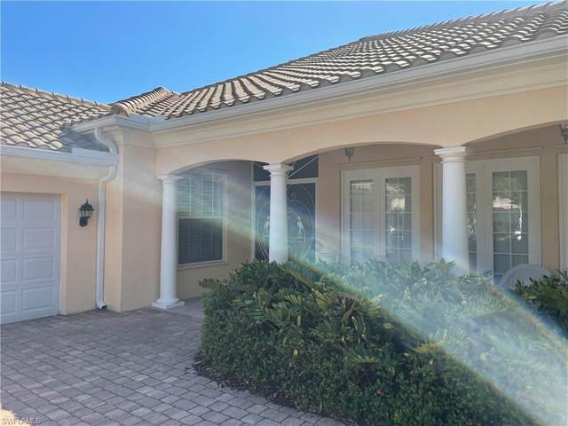 2870 Hatteras Way, Naples, FL 34119 (MLS #221028071) :: Realty World J. Pavich Real Estate
