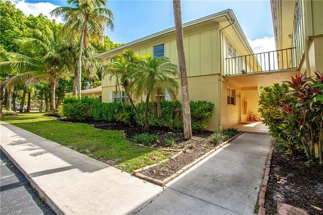 1201 Solana Rd #9, Naples, FL 34103 (MLS #221028132) :: Premiere Plus Realty Co.