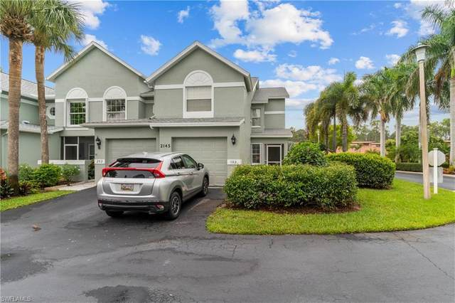 2145 Tama Cir #102, Naples, FL 34112 (MLS #221028299) :: Clausen Properties, Inc.