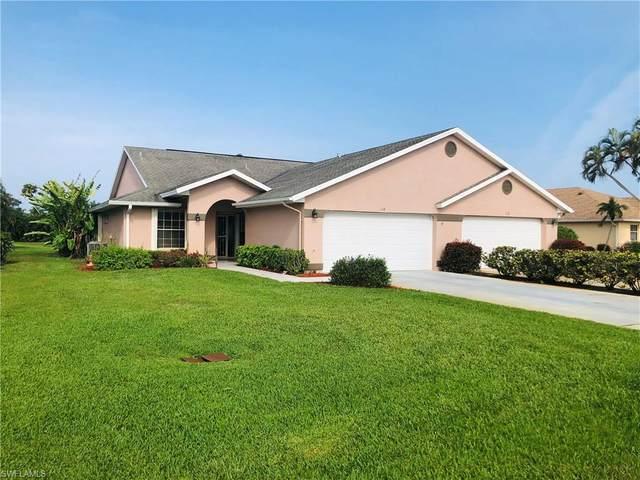 114 Quail Hollow Ct 153-1, Naples, FL 34113 (MLS #221028405) :: Domain Realty