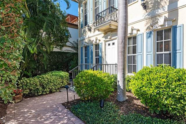 212 4th St S #4, Naples, FL 34102 (#221028441) :: Caine Luxury Team