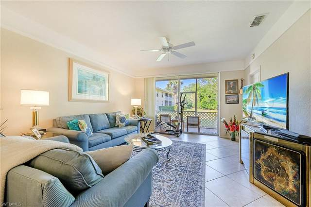 3235 Cypress Glen Way #302, Naples, FL 34109 (MLS #221028557) :: Wentworth Realty Group