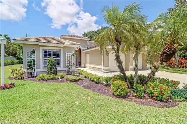 11103 Longshore Way W, Naples, FL 34119 (MLS #221028623) :: #1 Real Estate Services