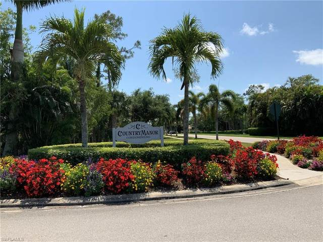7340 Coventry Ct #802, Naples, FL 34104 (MLS #221028716) :: #1 Real Estate Services