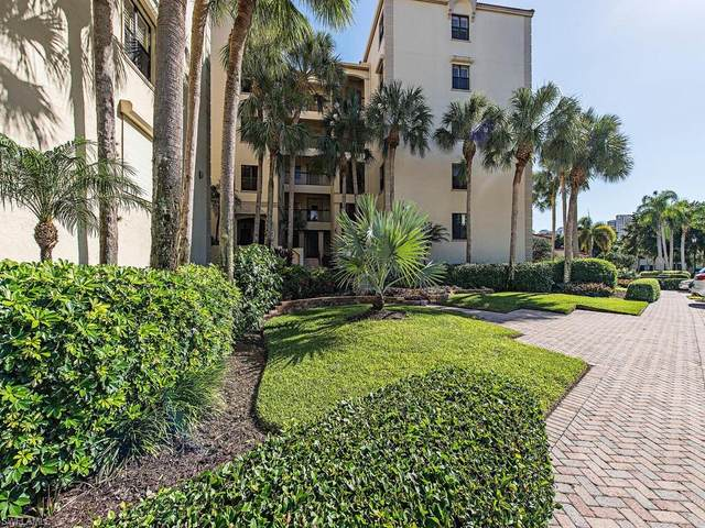 7024 Pelican Bay Blvd F-202, Naples, FL 34108 (MLS #221028783) :: Waterfront Realty Group, INC.