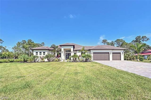 1832 17th St SW, Naples, FL 34117 (MLS #221028925) :: Realty World J. Pavich Real Estate