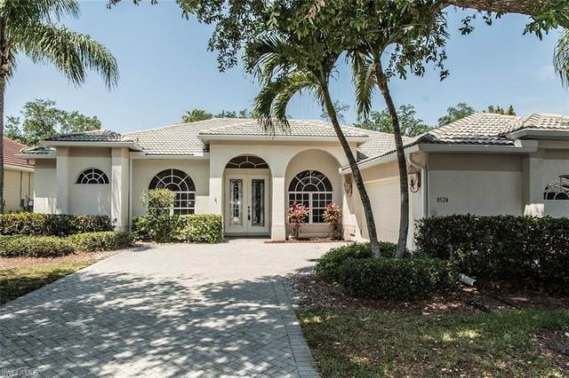 8524 Laurel Lakes Blvd, Naples, FL 34119 (MLS #221029091) :: Wentworth Realty Group