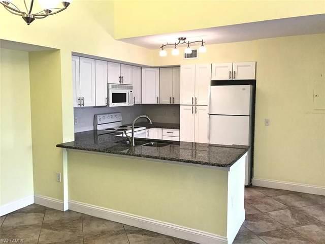 1160 Wildwood Lakes Blvd 9-305, Naples, FL 34104 (MLS #221029122) :: Avantgarde