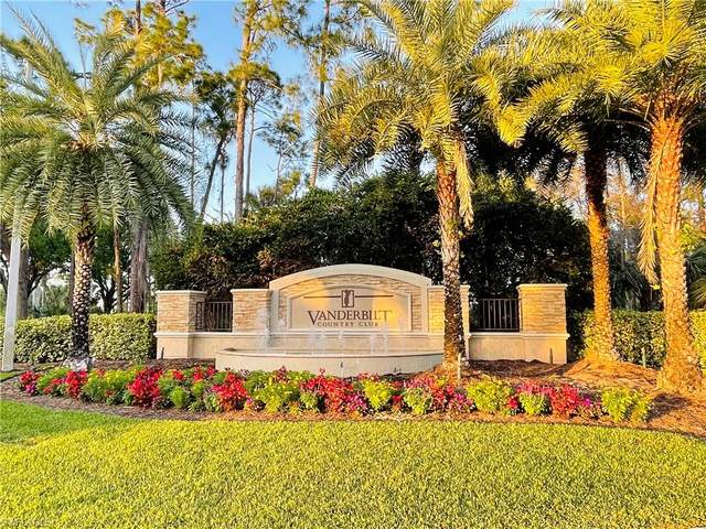 8267 Parkstone Pl 9-205, Naples, FL 34120 (MLS #221029142) :: Wentworth Realty Group