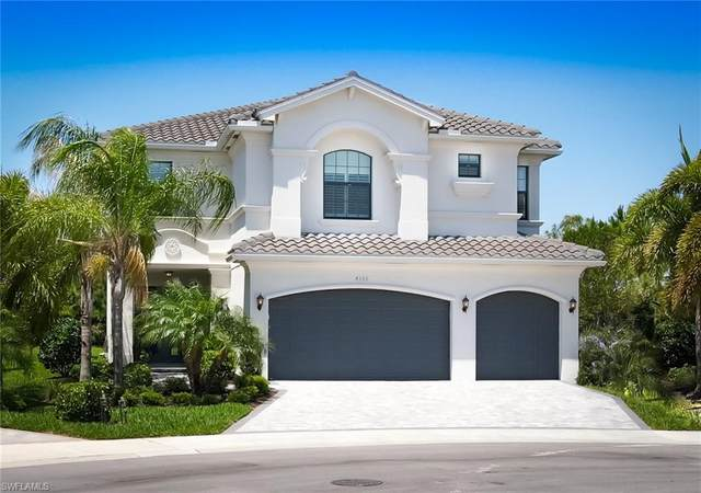 4586 Kensington Cir, Naples, FL 34119 (MLS #221029177) :: #1 Real Estate Services