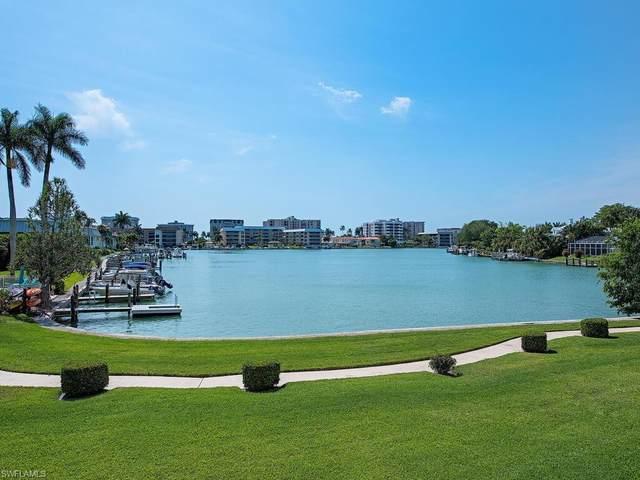 383 Harbour Dr #209, Naples, FL 34103 (MLS #221029184) :: Clausen Properties, Inc.