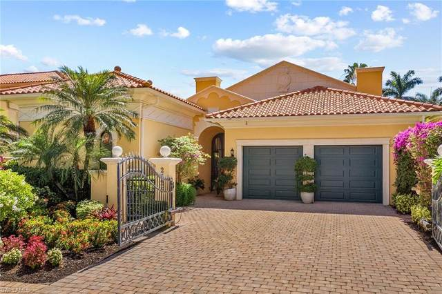 2725 Medallist Ln, Naples, FL 34109 (MLS #221029226) :: Clausen Properties, Inc.