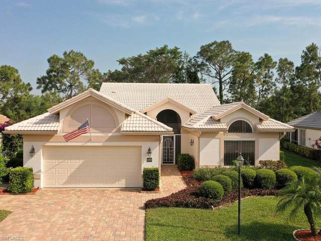 6698 Harwich Ct, Naples, FL 34104 (MLS #221029230) :: Realty World J. Pavich Real Estate