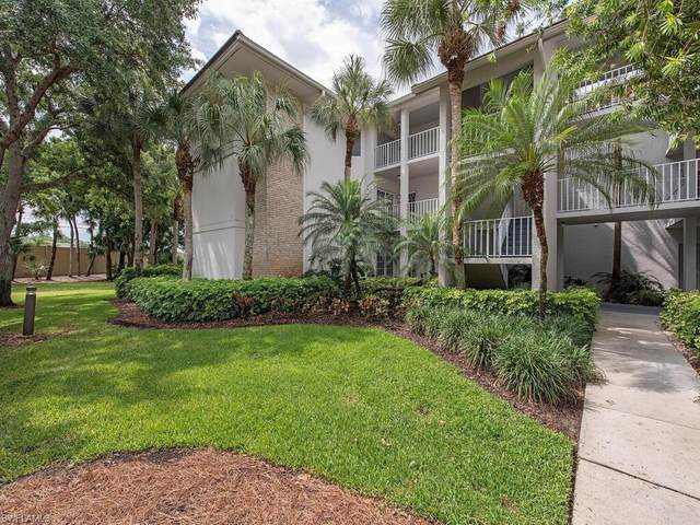 780 Waterford Dr #101, Naples, FL 34113 (MLS #221029301) :: Premiere Plus Realty Co.