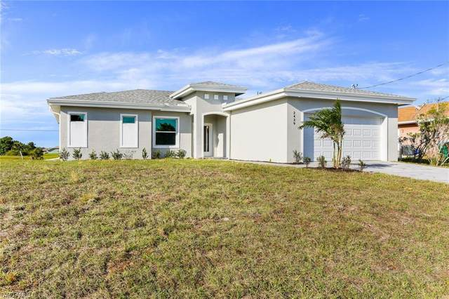 1501 NW 10th Pl, Cape Coral, FL 33993 (MLS #221029344) :: Realty World J. Pavich Real Estate