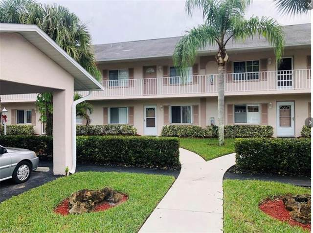 164 Belina Dr #4, Naples, FL 34104 (MLS #221029436) :: Waterfront Realty Group, INC.