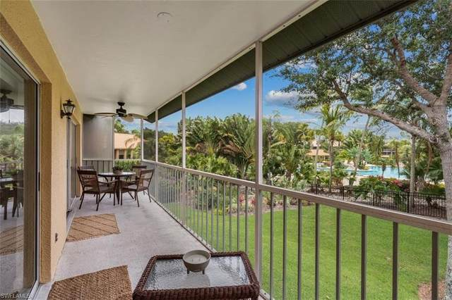 2202 Hidden Lake Dr #108, Naples, FL 34112 (MLS #221029463) :: Clausen Properties, Inc.