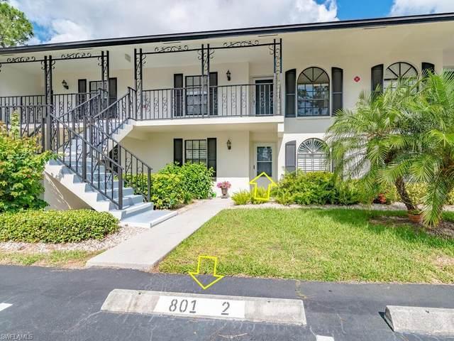 801 Augusta Blvd 801-2, Naples, FL 34113 (MLS #221029555) :: Wentworth Realty Group