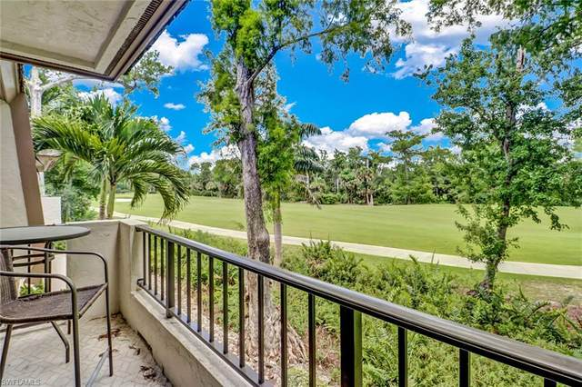 105 Wilderness Dr #206, Naples, FL 34105 (MLS #221029607) :: Wentworth Realty Group