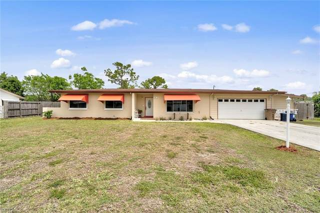 805 E Jersey Rd, Lehigh Acres, FL 33936 (MLS #221029678) :: #1 Real Estate Services
