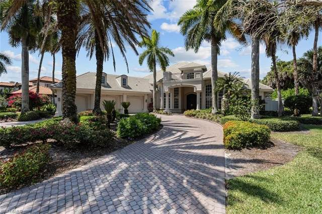 8699 Purslane Dr, Naples, FL 34109 (MLS #221029786) :: Waterfront Realty Group, INC.