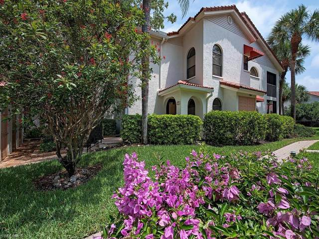 575 Serendipity Dr #575, Naples, FL 34108 (MLS #221029828) :: Wentworth Realty Group
