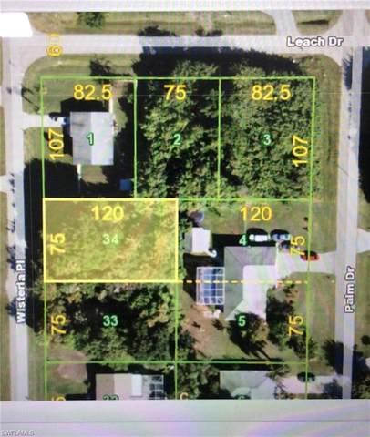 3614 Wisteria Pl, Punta Gorda, FL 33950 (MLS #221029899) :: Wentworth Realty Group