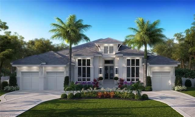 3000 Leeward Ln, Naples, FL 34103 (MLS #221030067) :: Bowers Group | Compass
