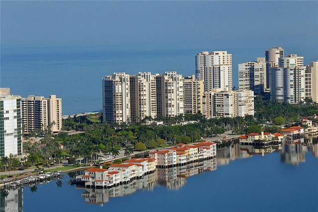4000 Gulf Shore Blvd N #800, Naples, FL 34103 (MLS #221030300) :: Wentworth Realty Group