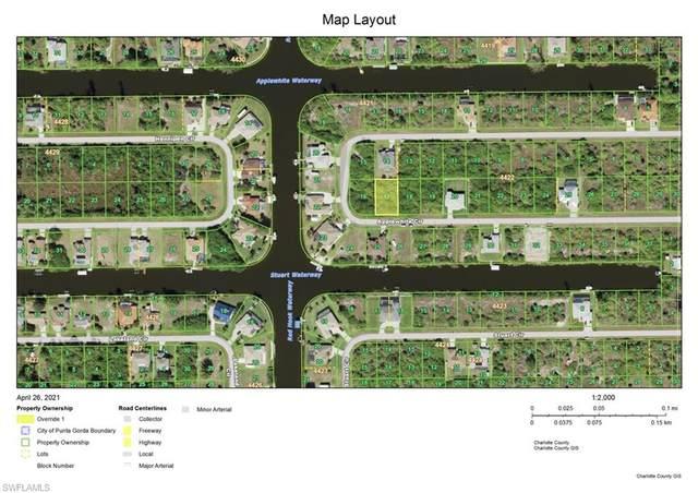 15699 Applewhite Cir, Port Charlotte, FL 33981 (#221030313) :: Southwest Florida R.E. Group Inc