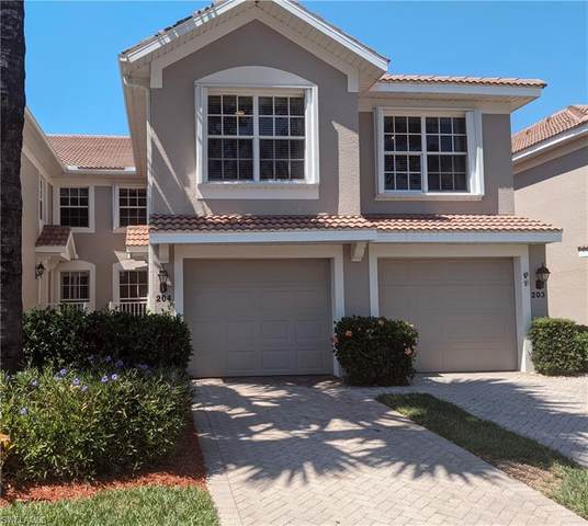 11033 Mill Creek Way #204, Fort Myers, FL 33913 (MLS #221030390) :: Waterfront Realty Group, INC.