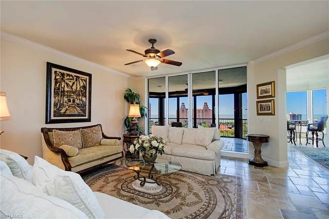 8787 Bay Colony Dr #1105, Naples, FL 34108 (MLS #221030602) :: Wentworth Realty Group