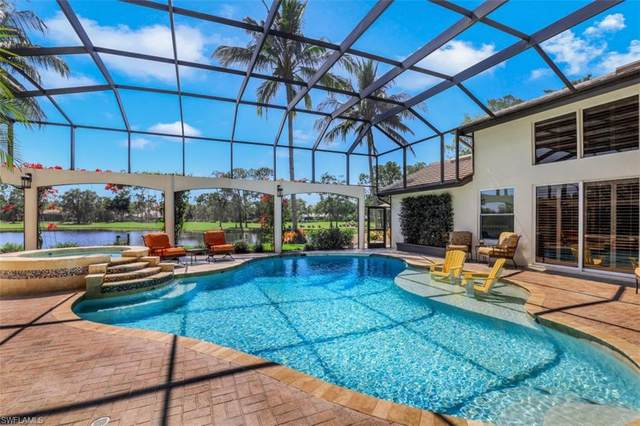 12911 Coco Plum Ln, Naples, FL 34119 (MLS #221030659) :: Wentworth Realty Group