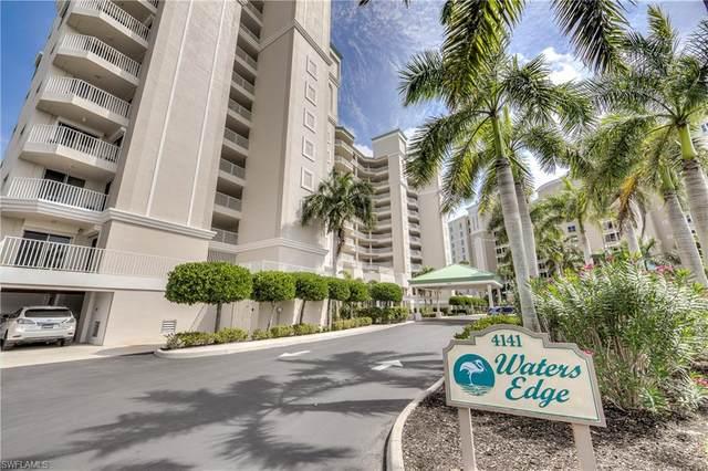 4141 Bay Beach Ln #436, Fort Myers Beach, FL 33931 (MLS #221030761) :: Florida Homestar Team