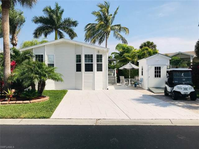 1066 Silver Lakes Blvd, Naples, FL 34114 (MLS #221030834) :: Wentworth Realty Group